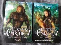 "Saga ""Les Héritiers d'Enkidiev"""