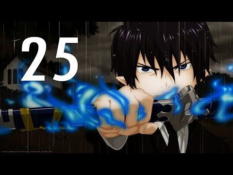 Blue Exorcist Episode 25 English Dubbed - YouTube