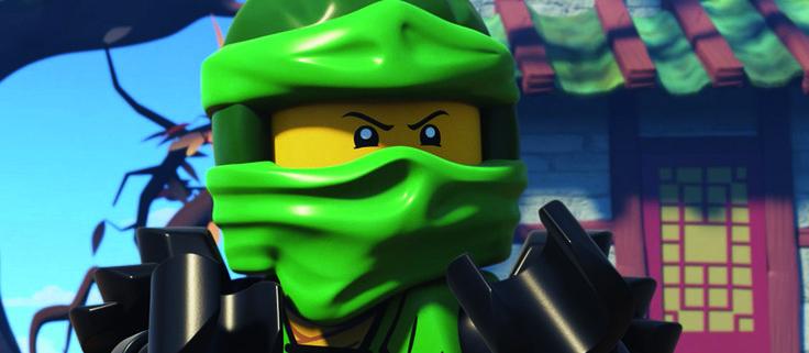 Lloyd Season 7 LEGO® NINJAGO® Characters and Minifigures