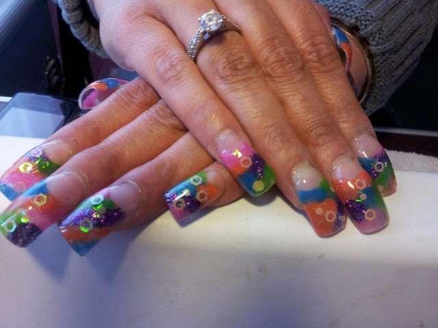 Mejores 72 imágenes de uñas en Pinterest | Decoración de uñas, Uñas ...