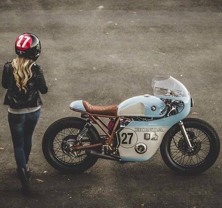 824 best vintage cafe racer motorcycles images on pinterest   cafe