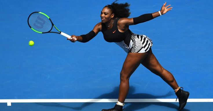 Serena Williams is pregnant (and won the Australian Open with baby on board!) #Celebrity, #Pregnancy