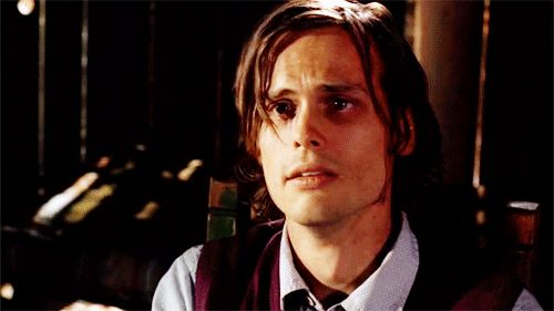 """Because his sad face is the SADDEST THING EVER. 