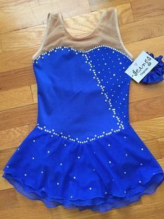 Ice Dancing Dresses
