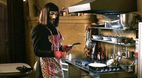 V for Vendetta, 2005 - James McTeigue