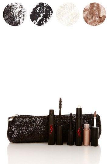 Line Refine & Shine Trio with Black Bling Bag & Mini Xtreme Mascara by ybf Cosmetics on @HauteLook