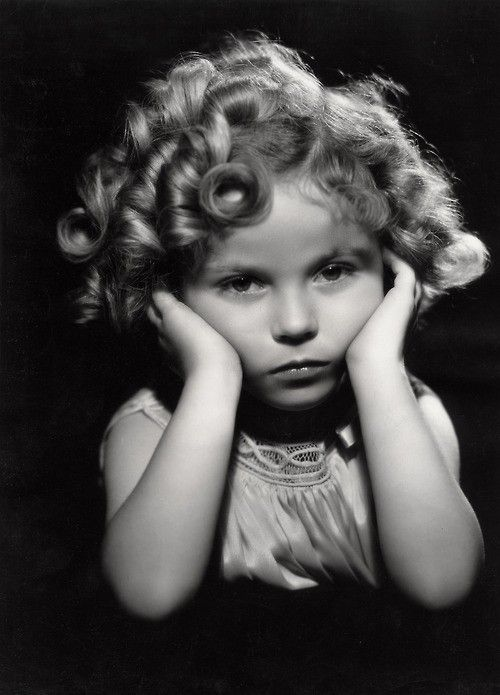 """I stopped believing in Santa Claus when I was six. Mother took me to see him in a department store and he asked for my autograph"", Shirley Temple"