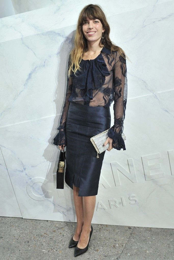 Front Row at Chanel - Slideshow