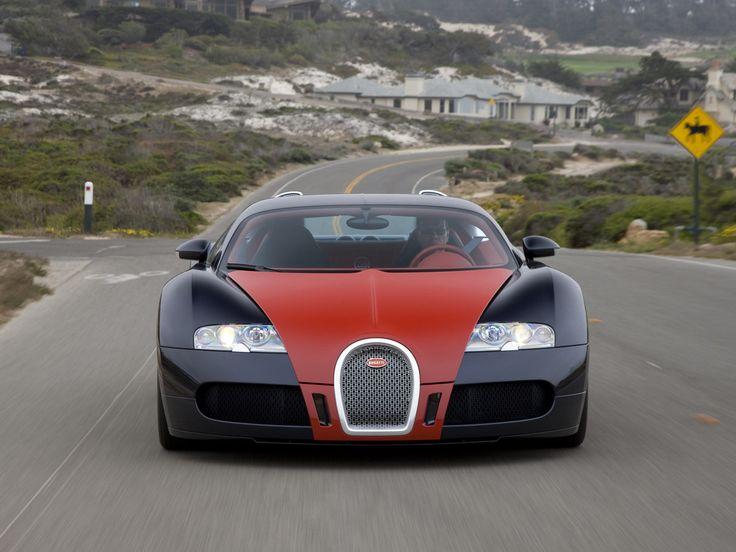 Bugatti Veyron Fbg Par Hermes New Color