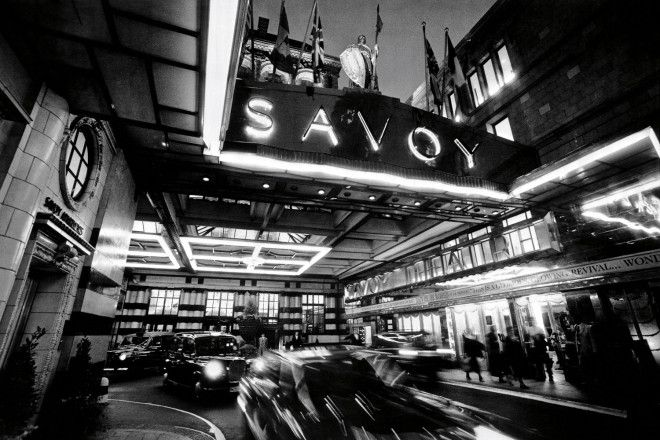 Review: Savoy Hotel, London