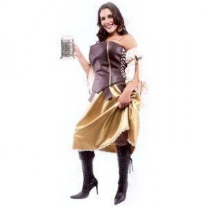 tavern wench plus size costume womensplussizecostumesorg - Halloween Costume Plus Size Ideas