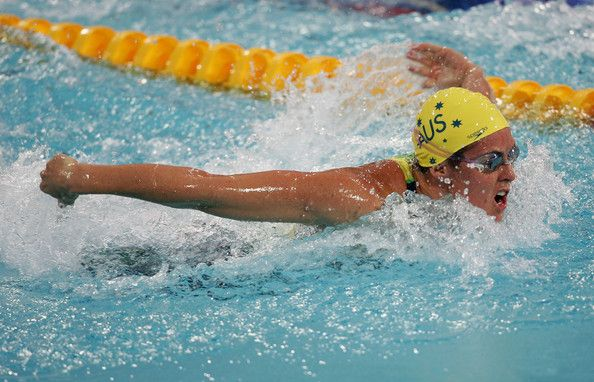 Petria Thomas - Swimming - Athens Olympics 2004 - Womens 100m Butterfly, 4x100m Freestyle & 4x 100m Medley