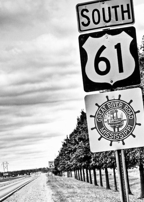 "Know as ""The Blues Highway,"" Highway 61 South was the only major roadway to connect the musicians in North Mississippi."