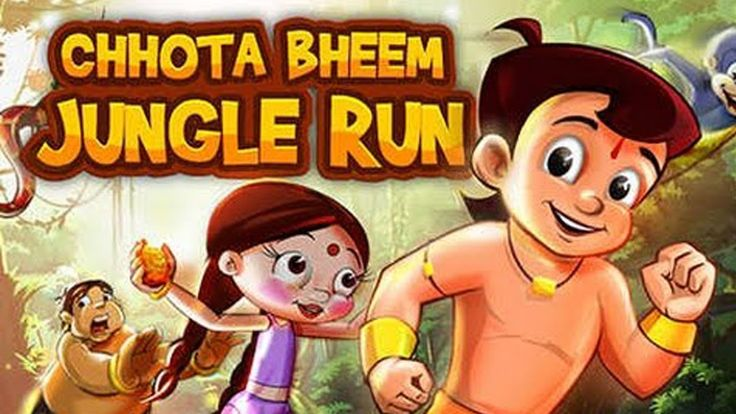 Chhota Bheem Jungle Run   Running Games Hindi Games for Kids   Android G...