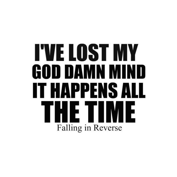 1000+ images about Music on Pinterest   Falling In Reverse ...