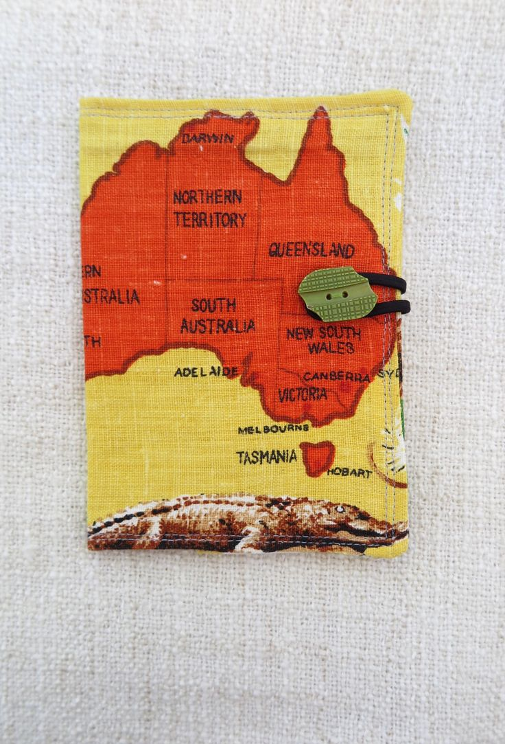 A personal favourite from my Etsy shop https://www.etsy.com/au/listing/562032172/passport-cover-australia-passport-cover
