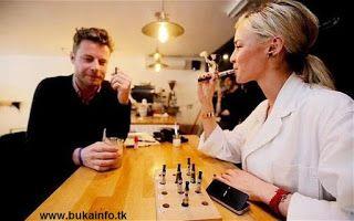 BUKA INFO: Studi Menemukan Rokok Elektronik Buruk Bagi Jantun...