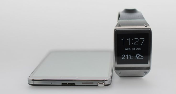 Samsung Galaxy S5 With Iris-Scanning And New Galaxy Gear Smartwatch To Come In April