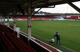 Stonebridge Road - Home of Ebbsfleet United FC