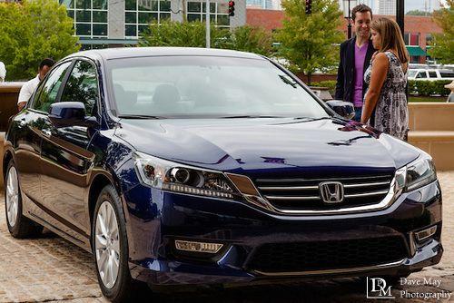 Get a closer look at the 2013 Honda Accord Sedan.
