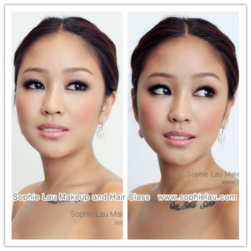 Simple Wedding Makeup Asian : 17+ ideas about Asian Bridal Hair on Pinterest Asian ...