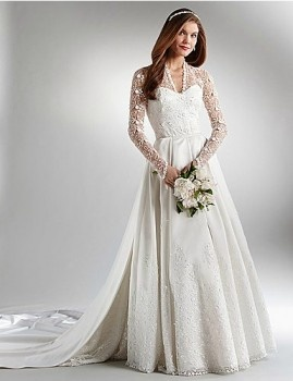 third marriage wedding dresses
