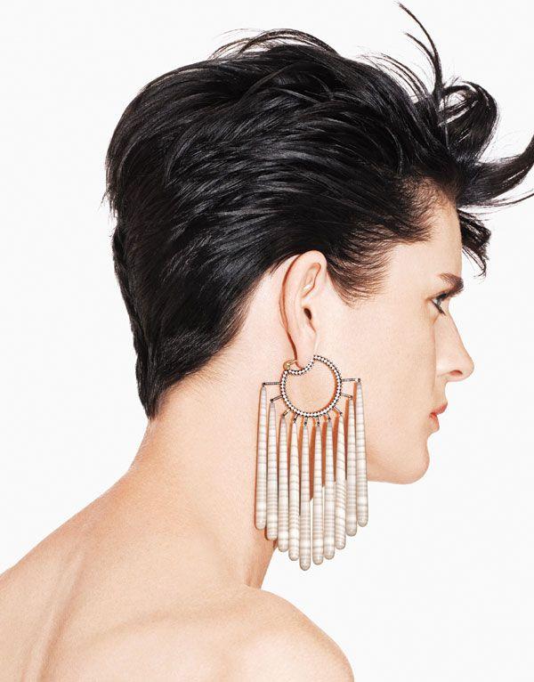 Stella Tennant on Joel Arthur Rosenthal - Jewelry Designer Joel Arthur Rosenthal Profile - Harper's BAZAAR Magazine