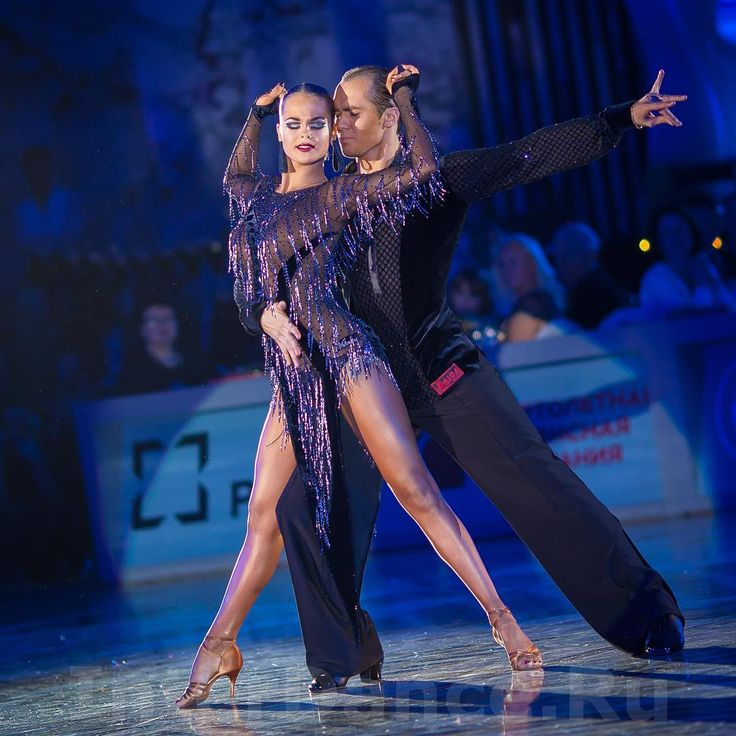 """Roman Kovgan and Daria Paley at Kremlin World Cup Latin 2015 #kremlincuplatin #worldcuplatin #interdance"""""""