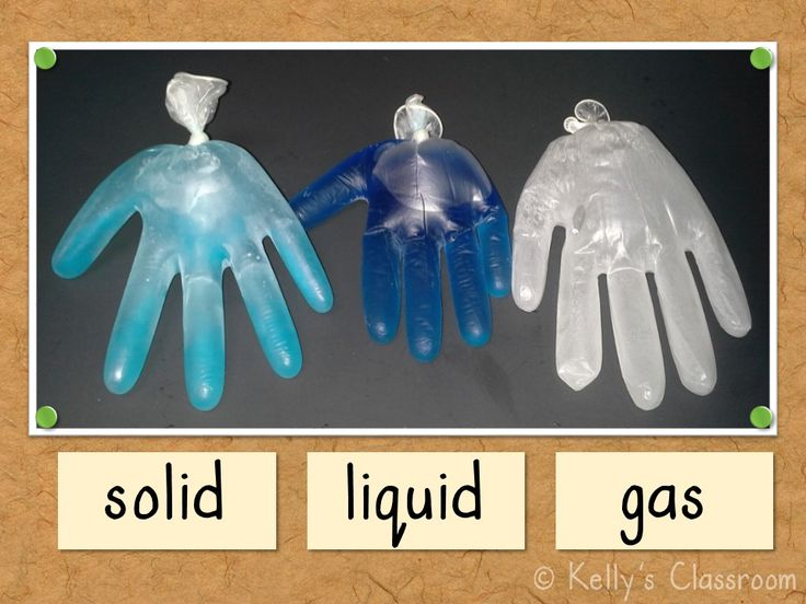 Solids, liquids, and gases are the basic types of matter. This simple science activity shows students that matter has mass, volume and fills up space.