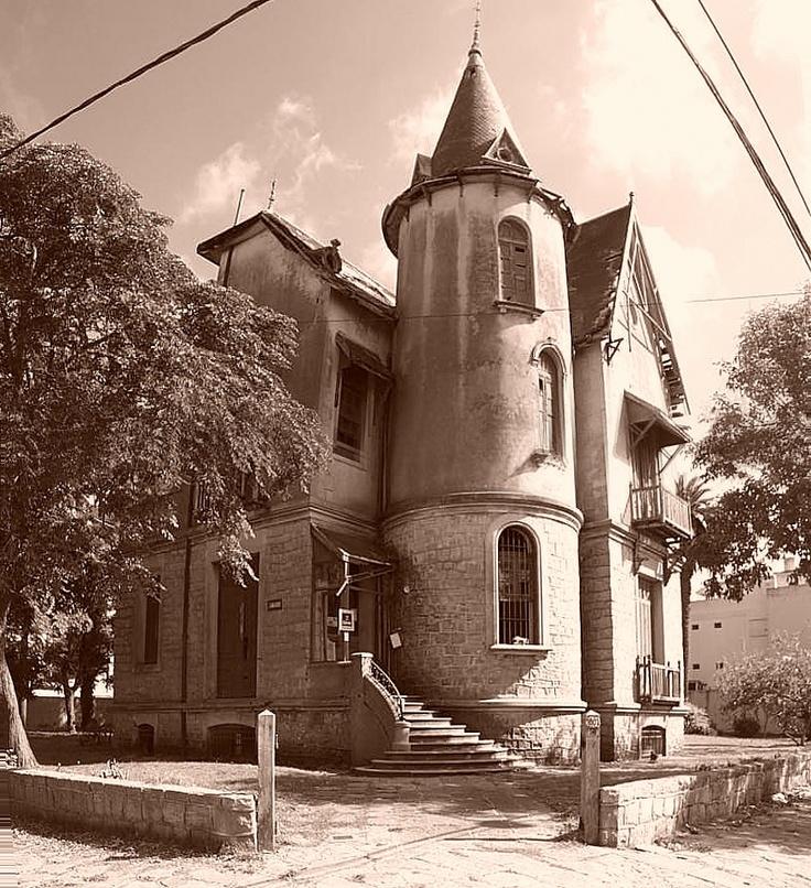 Casa antigua de Dardo Rocha en Mar del Plata