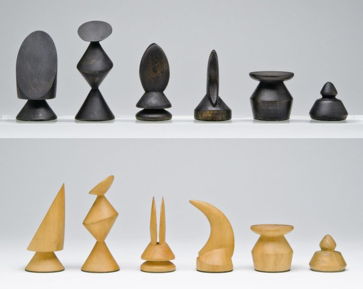 Philadelphia Museum of Art - Collections Object : Chess Set