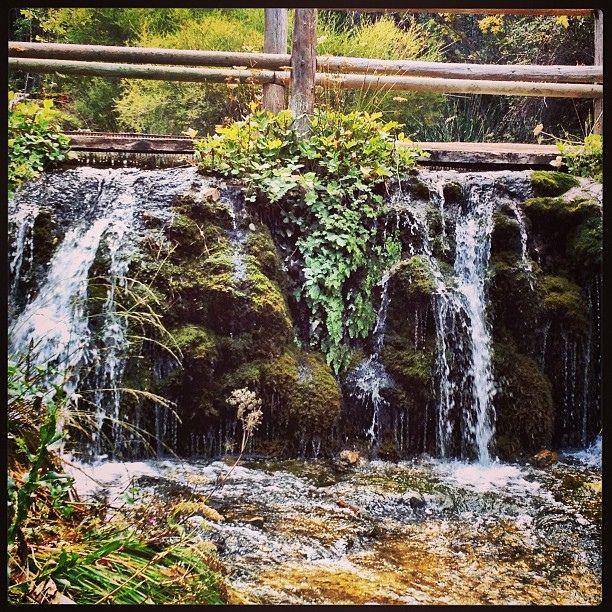 #rinconesrurales, el batán de #bogarra de visita obligada #landscape #waterfall #albacete #clm #tourismspain   Flickr: Intercambio de fotos