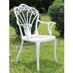 döküm sandalye modelleri ve fiyatları beyaz
