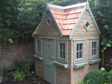 Childrens Garden Playhouse