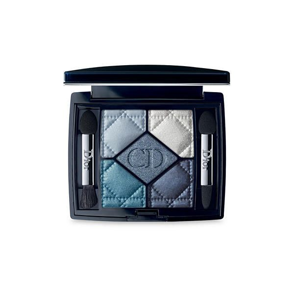 Dior  5 Coulers Couture Colours & Effects Eyeshadow Palette ($62) ❤ liked on Polyvore featuring beauty products, makeup, eye makeup, eyeshadow, carr bleu, christian dior eye shadow, christian dior, palette eyeshadow and christian dior eyeshadow