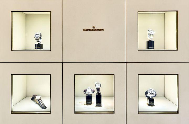 Vacheron Constantin watch boutique, New York