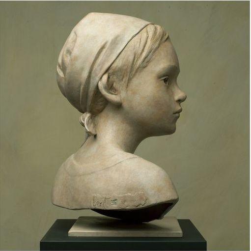 La jeune fille au foulard