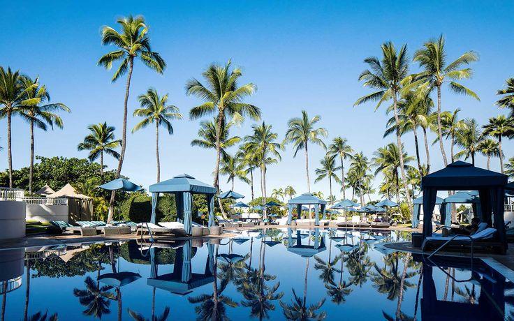 The 2017 World's Best Resort Hotels in Hawaii