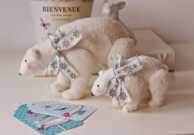 :: Crafty :: Doll :: Animalia :: Vicky und Ricky: My Polar bears