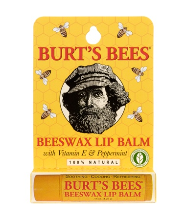 bert's bees and my lips are having an on going affair...