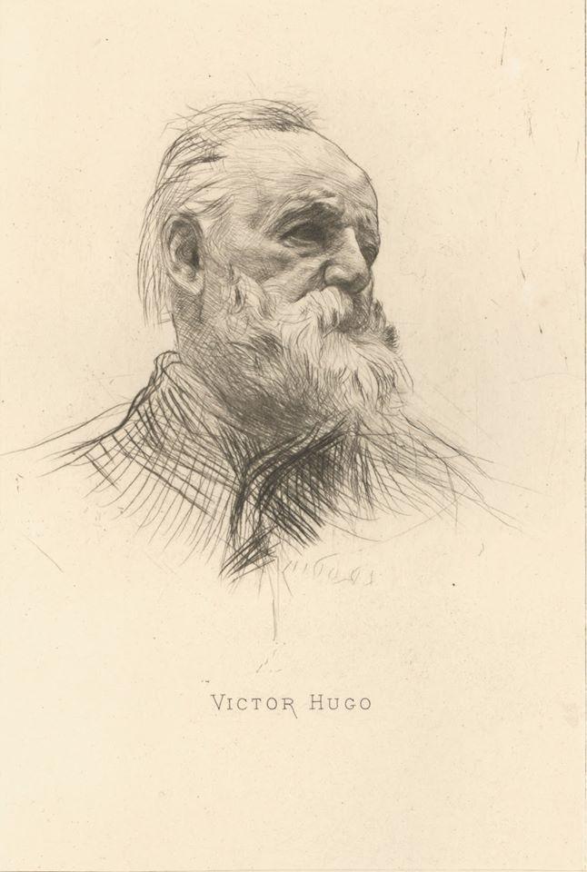 Victor Hugo - Rodin