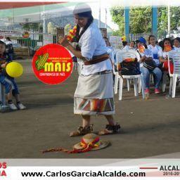 Carlos Garcia Alcalde Cota Amigos del Mais 20