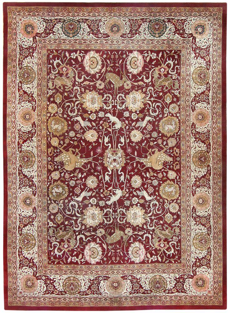 390 mejores im genes sobre tapices alfombras for Alfombras indias