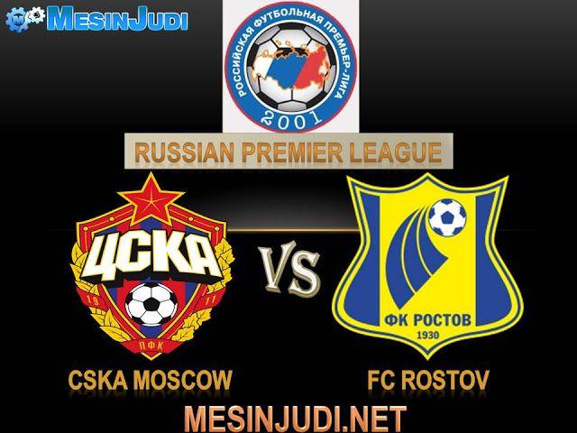 Prediksi CSKA Moscow Vs Rostov 15 April 2017