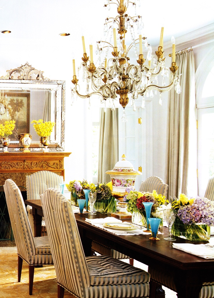 29 Best Colonial Dining Room Images On Pinterest  Country Dining Unique Country Dining Room Lighting Inspiration