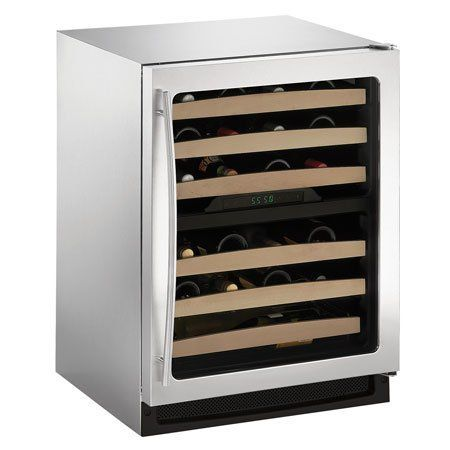 U Line Echelon Wine Cooler Stainless 2275zwcs 1301 By