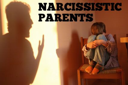 Great article on Narcissistic Parents