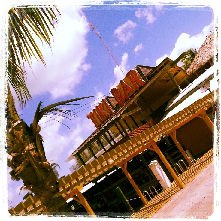 World Famous Tiki Bar, Islamorada, FL via Amplification, Inc. Social Media Marketing and Management Company