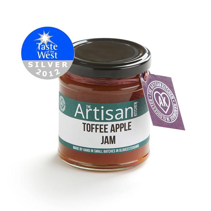 TOFFEE+APPLE+JAM, £4.49