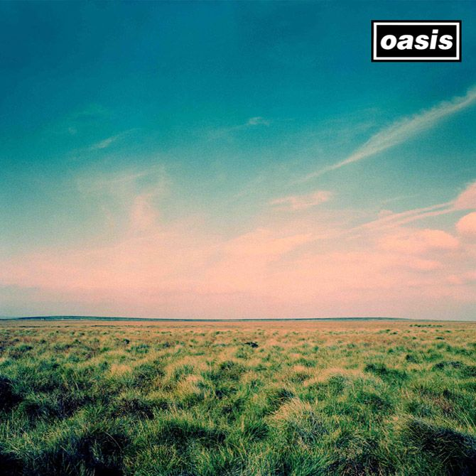 Oasis -Whatever | Microdot Creative